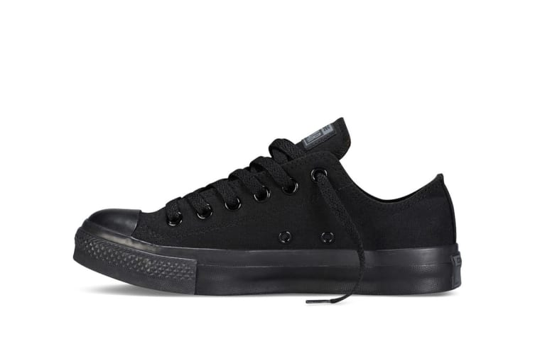 Converse Chuck Taylor All Star Ox Lo (Black Mono, US Mens 6.5 / US Womens 8.5)