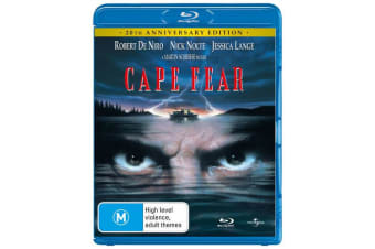 Cape Fear Blu-ray Region B