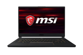 "MSI GS65 Stealth 9SF 15.6"" 240Hz Core i7-9750H 16GB RAM 1TB SSD RTX2070 W10H Gaming Laptop"