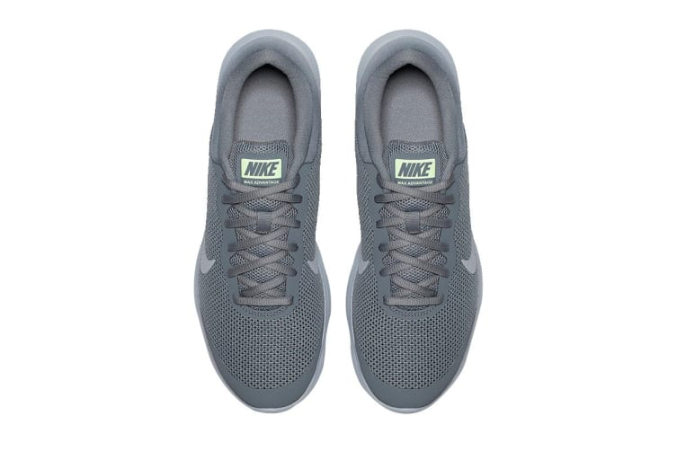 Nike Men's Air Max Advantage Shoes (Gun Smoke/Vast Grey, Size 9.5 US)