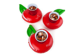 BigMouth Pool Party Beverage Boats - Cherries