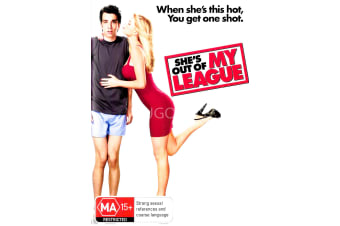 She's Out of My League -Family Region 4 Rare- Aus Stock DVD NEW