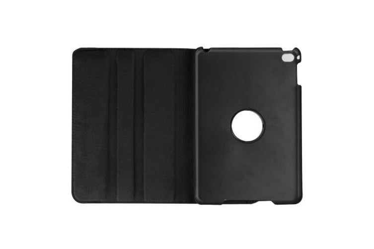 For iPad Mini 4 Case  Leather High-Quality Durable Shielding Cover Black