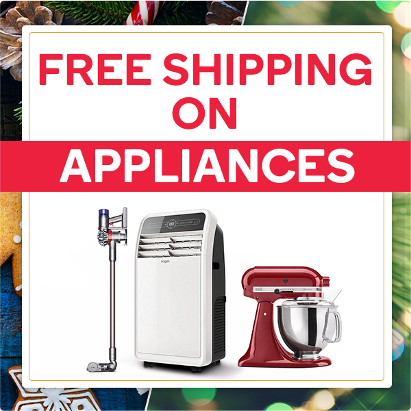 Free Shipping on Appliance