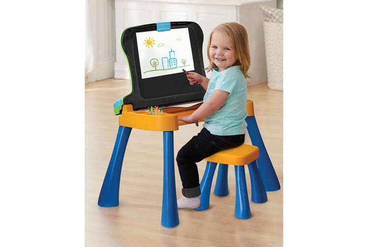 Vtech Touch & Learn 4-in-1 Delux Activity Desk Deluxe