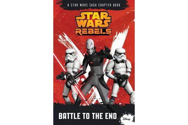 Star Wars Rebels - Battle to the End