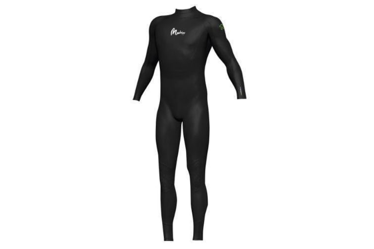 Maddog Men's Superstretch Steamer 3/2mm Wetsuits - (Black) Small