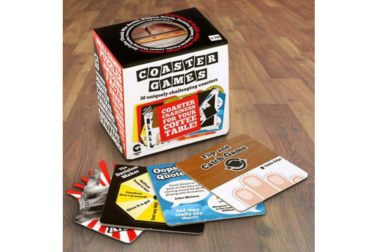 Coaster Games Pack