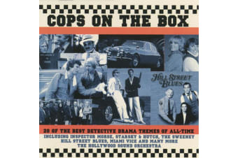 Cops on the Box BRAND NEW SEALED MUSIC ALBUM CD - AU STOCK