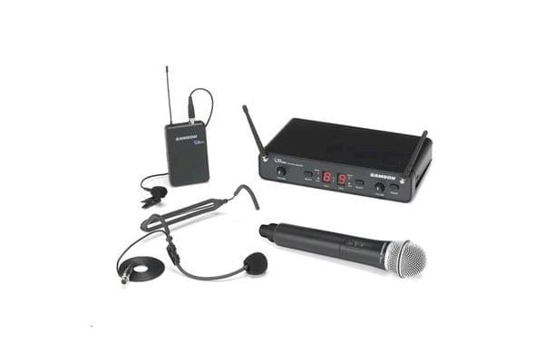 SAMSON CR288 All in one Wireless System
