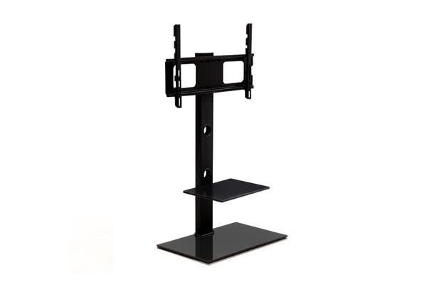 Floor Tv Stand With Bracket Shelf Mount Kogan Com