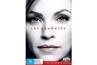 The Good Wife The Complete Series DVD Region 4