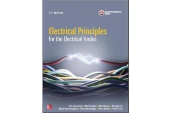 Pack Electrical Principles for the Electrical Trades, 7e (includes Connect, LearnSmart)