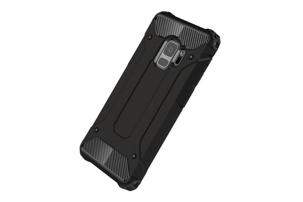 Shockproof Case For Samsung Galaxy S9 Black