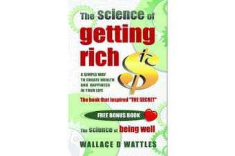 The Science of Getting Rich - Free Bonus Book