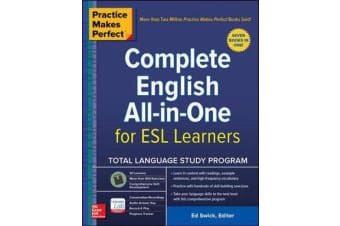 Practice Makes Perfect - Complete English All-in-One for ESL Learners