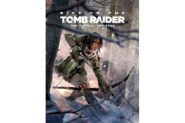 Rise of the Tomb Raider, The Official Art Book - The Official Art Book