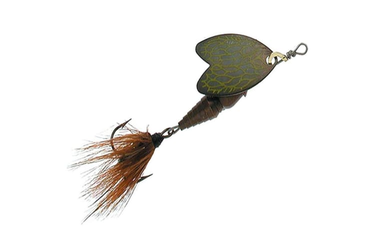 Mepps Lures Bug March Brown Size 2 - 7.0g