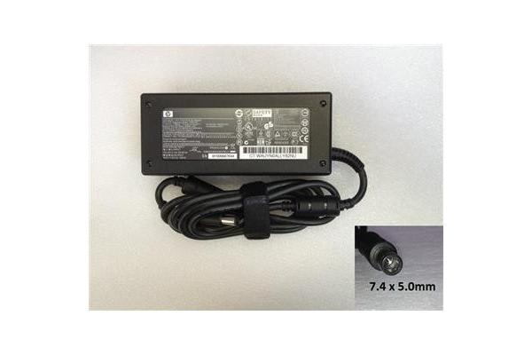 HP OEM Notebook/Laptop AC Power Adapter/Charger, 18.5V 6.5A 120W (7.4x5.0mm)