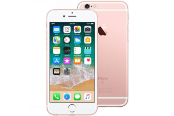Apple iPhone 6S 128GB Phone Rose Gold (AU STOCK, Refurbished - FAIR GRADE)