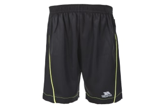 Trespass Childrens Boys Bandit Sports Shorts (Black) (11/12 Years)