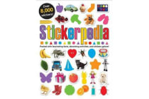 Stickerpedia - Packed with Fascinating Facts, Absorbing Activities and Over 8000 Stickers!
