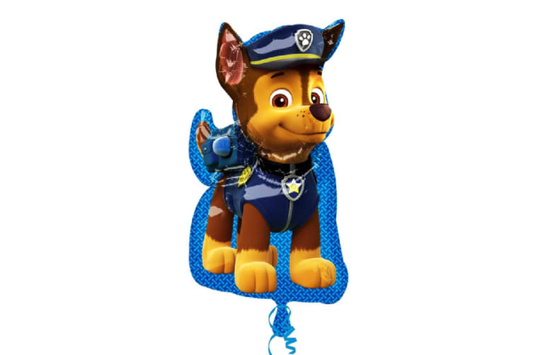 Anagram Paw Patrol Supershape Chase Balloon (Blue) (23 inches)