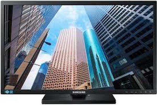 Samsung 24' PLS E65 Wide 1920x1200, 4ms, VGA DVI,  Height Adjust,  VESA TILT
