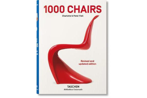 Image of 1000 Chairs. Updated version