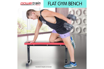 Flat Home Exercise Gym Bench