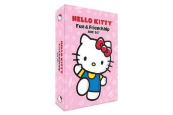 Hello Kitty Box Set - Includes Volumes 1-6