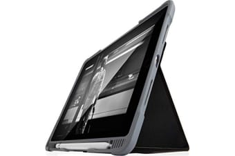 "STM Dux Plus Duo Case for iPad 10.2"" (7th Gen.)    - Black"