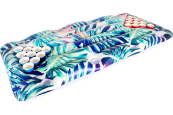Pool Party Pong Printed 166x77cm