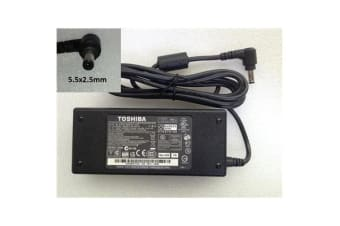 Toshiba Original Notebook Power Adapter/Charger 19V 4.74A 90W (5.5x2.5mm) / 12 Months Warranty