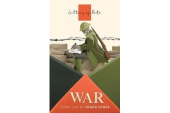 Letters of Note - War