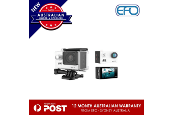 Hot H9 Wifi Sport Action Camera Dv 4K Ultra Hd Spca6350 Hdmi 2 Inch Lcd White