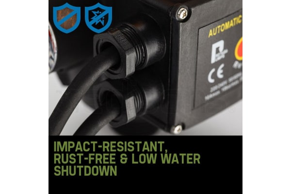 3.15HP Electric Multi-Stage Water Pump -PWC-40