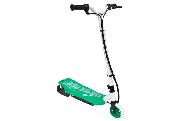Go Skitz 1.0 Electric Scooter (White/Green)