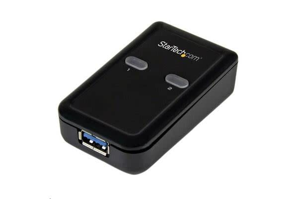 StarTech 2 Port USB 3.0 Peripheral Sharing Switch
