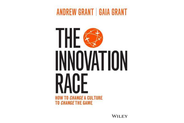 The Innovation Race - How to Change a Culture to Change the Game