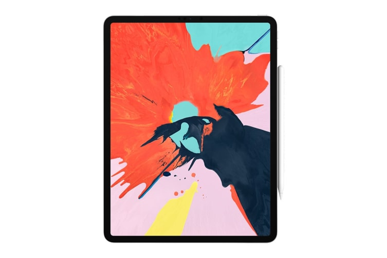 "Apple iPad Pro 12.9"" 2018 Version (64GB, Cellular, Silver)"