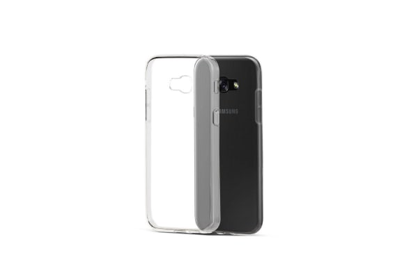 Samsung Galaxy A7 2017 Slim Bumper Case (Clear)