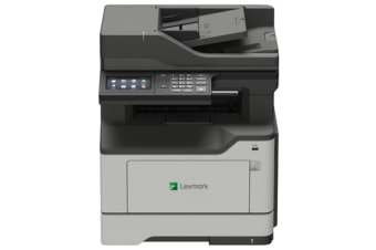 Lexmark Network ready; Print,copy,scan,fax; Duplex; 40 ppm; 1 GHz Dual-core; 1GB