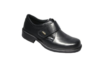 Cotswold Cleeve Mens Shoe / Mens Shoes (Black)