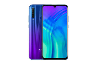 Huawei Honor 20 Lite (4GB RAM, 128GB, Blue)