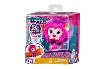 Little Live Pets Wrapples S3 Zahara