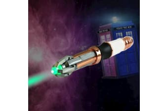 Official Doctor Who Sonic Screwdriver LED Torch