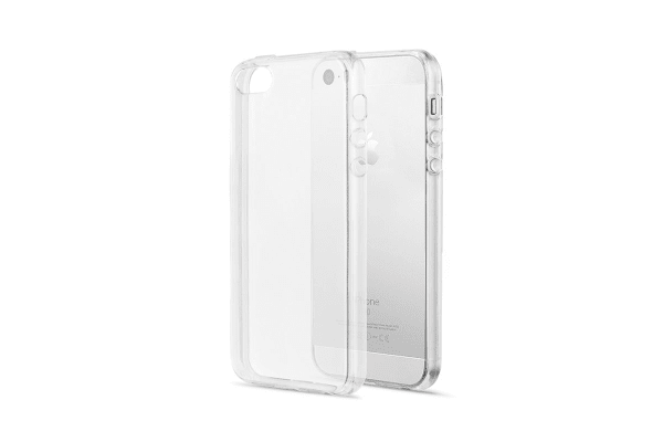 Ultra Slim Clear Case for iPhone SE