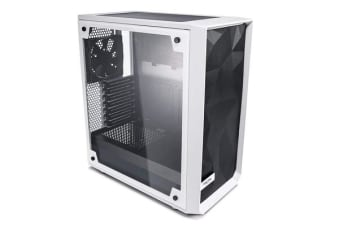 FRACTAL DESIGN Meshify C Mid Tower Case white