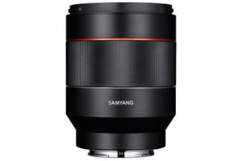 New Samyang AF 50mm F1.4 FE Sony E Lens (FREE DELIVERY + 1 YEAR AU WARRANTY)